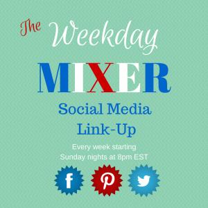 Weekday Mixer