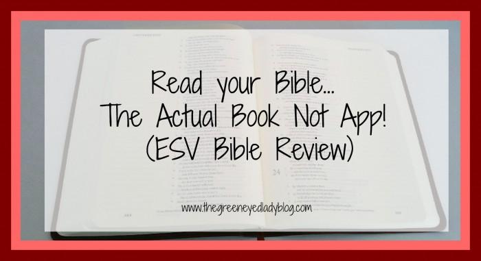 ESV Bible-Title