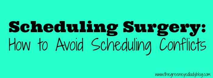 SchedulingConflicts
