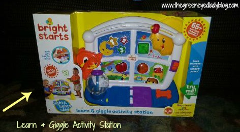 """Bright Starts """"League of Laughters"""""""