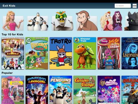 Netflix Kids Apps