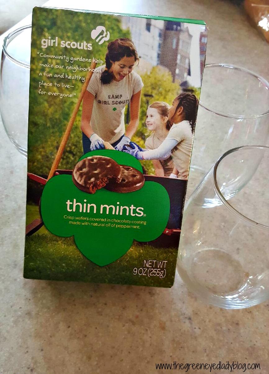 Thin Mint Box