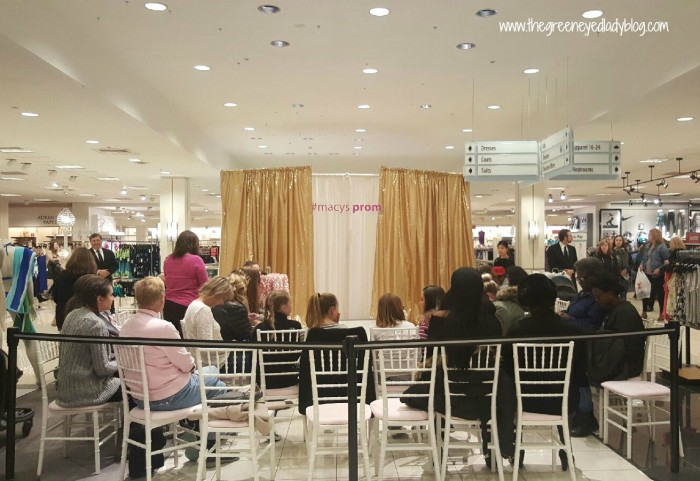 Macys Fashion Show