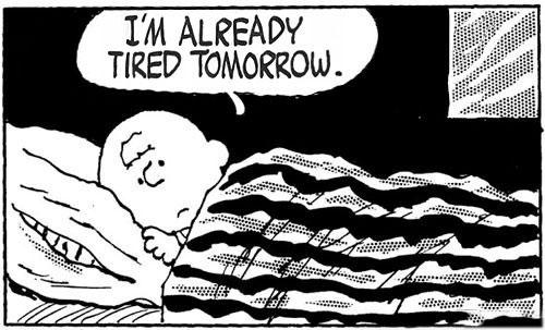 Peanut(Tired)
