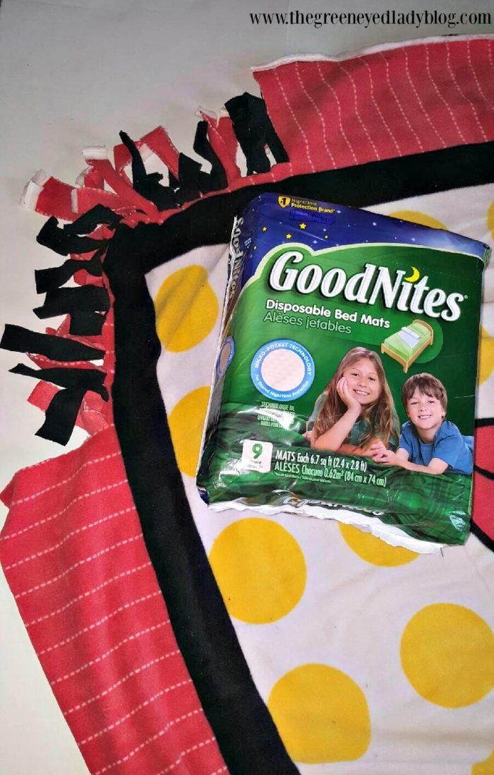 GoodNitesBlankets