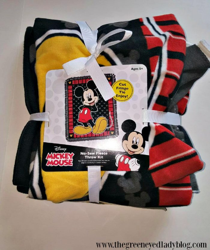 MickeyBlanket