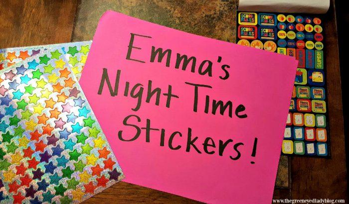 goodnites-stickers