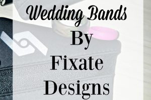 Wedding Bands with Fixate Designs