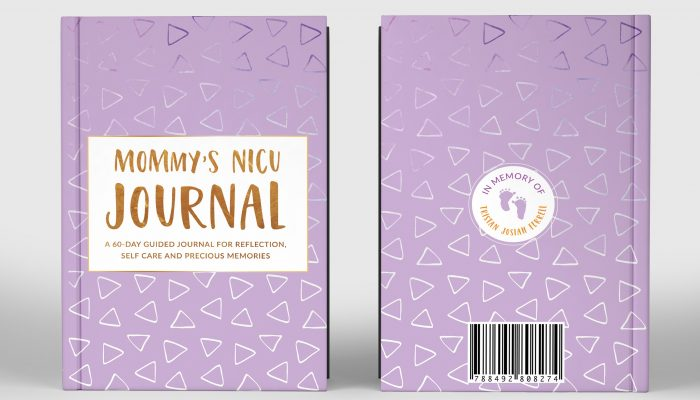 Mamas of The NICU Journal by Bianca Dottin