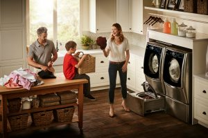 Getting Laundry Done With LG TwinWash System from Best Buy