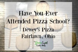 Have You Ever Attended Pizza School?