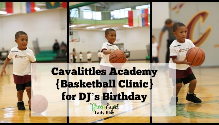 Cavalittles Academy {Basketball Clinic} for DJ's Birthday