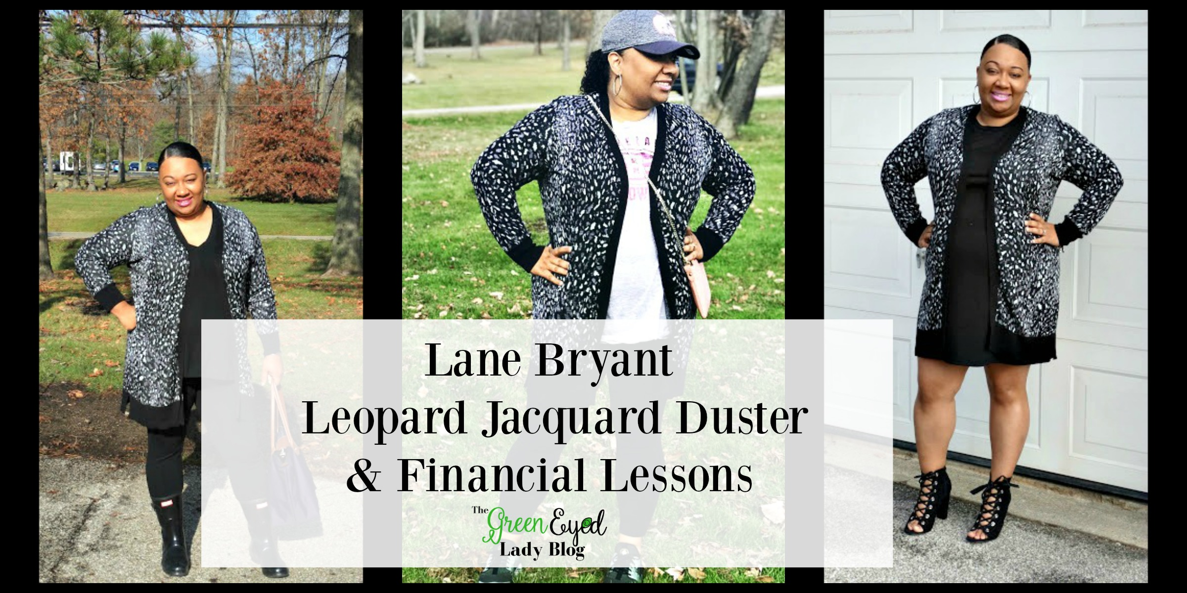 27f6f8f2d9 Lane Bryant Leopard Jacquard Duster   Financial Lessons - The Green ...
