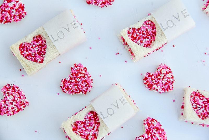 Valentines Day Sweet Treats