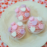Valentines Hot Chocolate Bombs