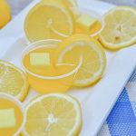 Lemon Jello Shots