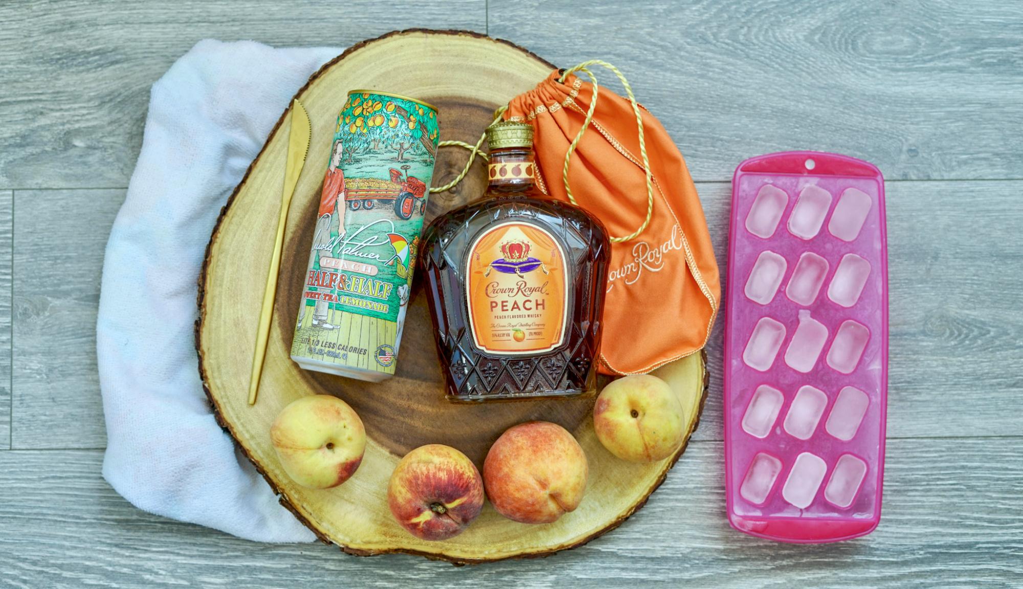 Crown Peach Tea