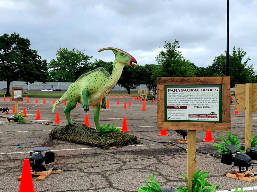 Dino-Safari